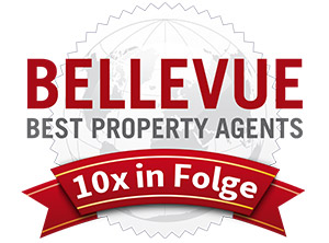 5mal in Folge: Best Property Agents Bellevue